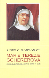 Marie Terezie Schererová obálka knihy