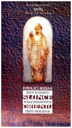 Slunce Orientu - život Buddhův obálka knihy