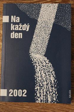 Na každý den 2002 obálka knihy