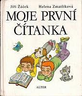 Moje první čítanka obálka knihy