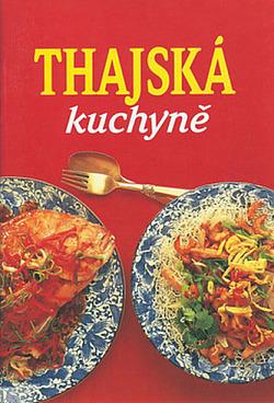 Thajská kuchyně obálka knihy