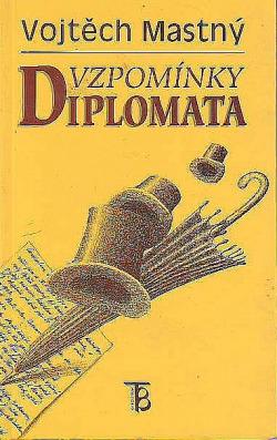 Vzpomínky diplomata obálka knihy