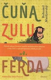 Čuňa, Zulu a Ferda obálka knihy