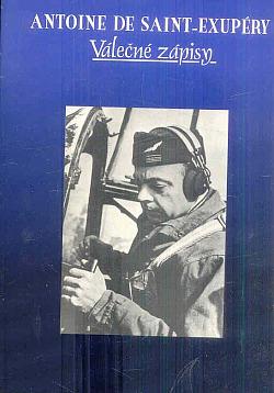 Válečné zápisy obálka knihy