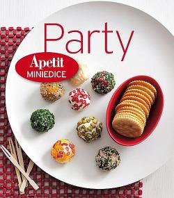 Party obálka knihy