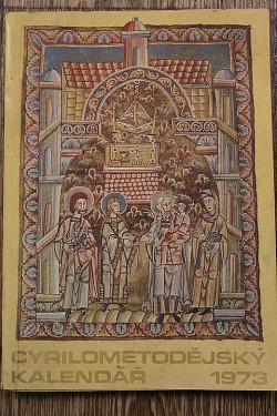 Cyrilometodějský kalendář 1973