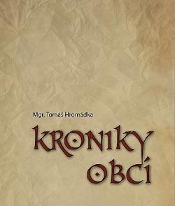 Kroniky obcí obálka knihy