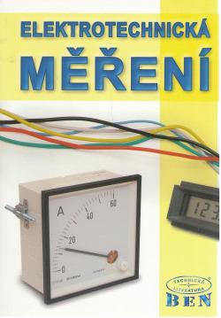 Elektrotechnická měření obálka knihy