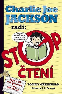 Charlie Joe Jackson radí: Stop čtení obálka knihy