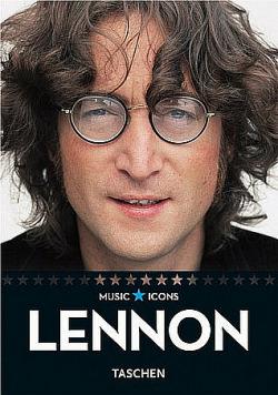 John Lennon obálka knihy
