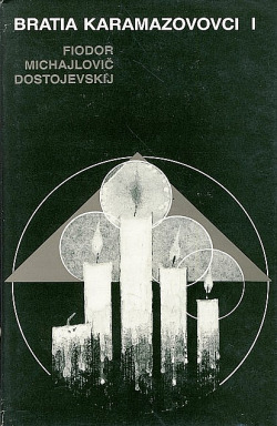 Bratia Karamazovovci I. obálka knihy