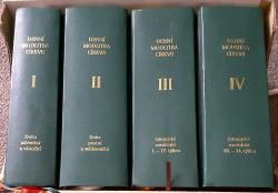 Denní modlitba církve - Liturgické mezidobí, 1.-17. týden obálka knihy