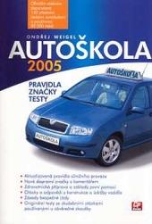 Autoškola 2005 obálka knihy