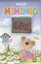 Naše miminko obálka knihy