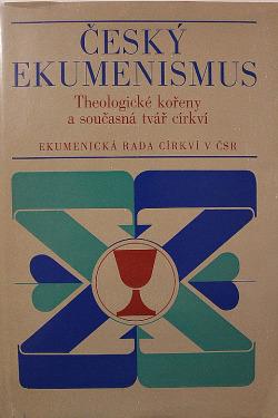 Český ekumenismus obálka knihy