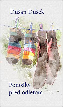 Ponožky pred odletom obálka knihy