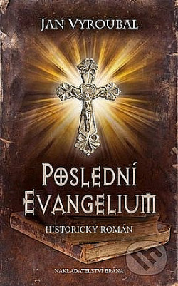 Poslední evangelium obálka knihy
