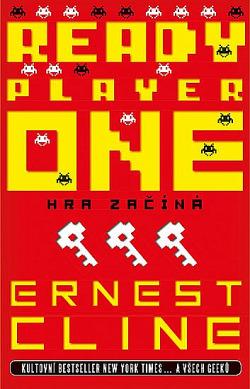 Ready Player One: Hra začíná obálka knihy