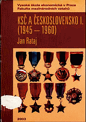 KSČ a Československo I. (1945 - 1960) obálka knihy
