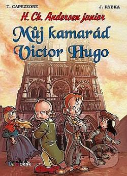 Můj kamarád Victor Hugo obálka knihy