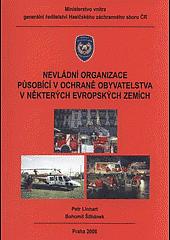 Nevládní organizace působící v ochraně obyvatelstva v některých evropských zemích obálka knihy