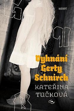 Vyhnání Gerty Schnirch obálka knihy