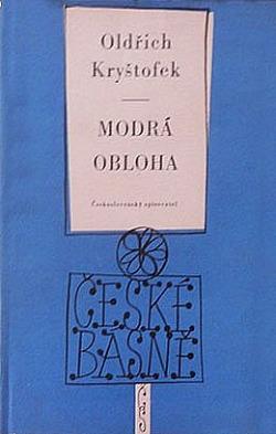 Modrá obloha obálka knihy
