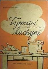 Tajemství malochovatelské kuchyně obálka knihy