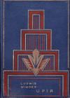 Upír obálka knihy