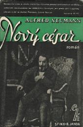 Nový César obálka knihy