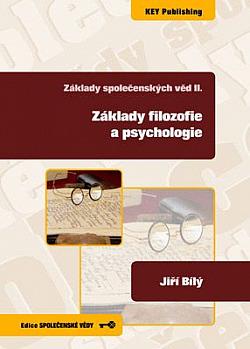 Základy společenských věd II. - Základy filozofie a psychologie obálka knihy
