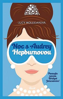 Noc s Audrey Hepburnovou obálka knihy