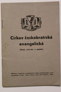 Církev českobratrská evangelická