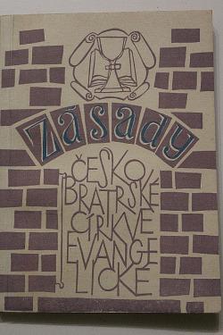 Zásady českobratrské církve evangelické obálka knihy