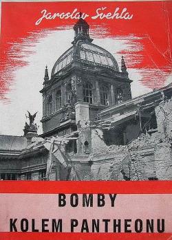 Bomby kolem Pantheonu