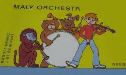 Malý orchestr obálka knihy