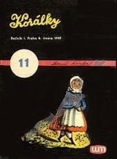 Lesní ženka obálka knihy