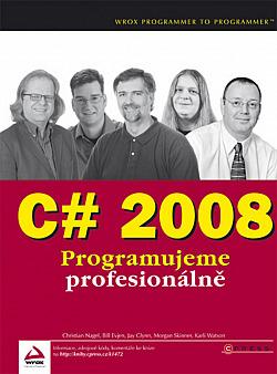 C# 2008 – programujeme profesionálně obálka knihy