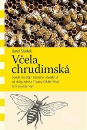 Včela chrudimská obálka knihy