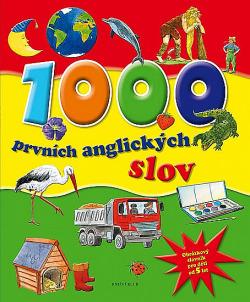 1000 prvních anglických slov obálka knihy