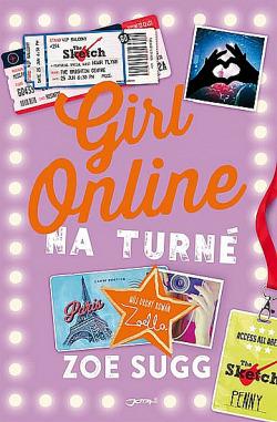 Girl Online - Na turné obálka knihy