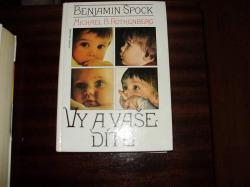 Vy a vaše dítě obálka knihy