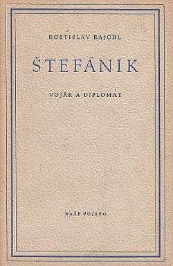 Štefánik - voják a diplomat obálka knihy