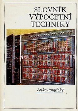 Česko-anglický slovník výpočetní techniky obálka knihy