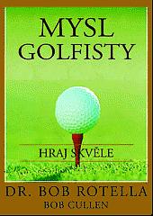 Mysl golfisty obálka knihy