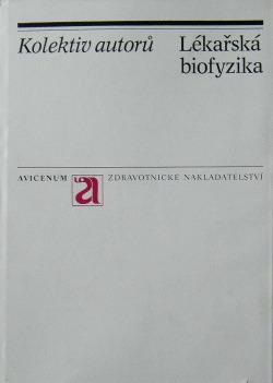 Lékařská biofyzika obálka knihy