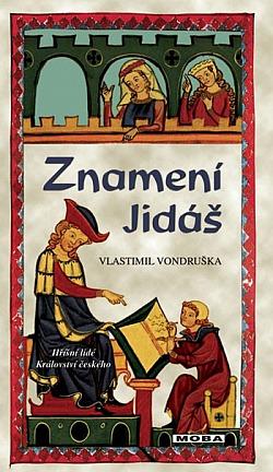 Znamení Jidáš obálka knihy