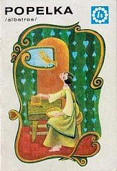 Popelka obálka knihy
