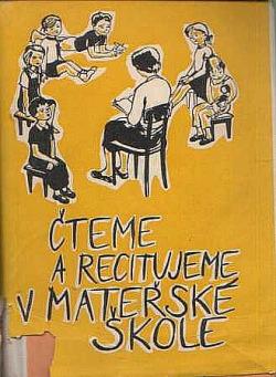 Čteme a recitujeme v mateřské škole obálka knihy