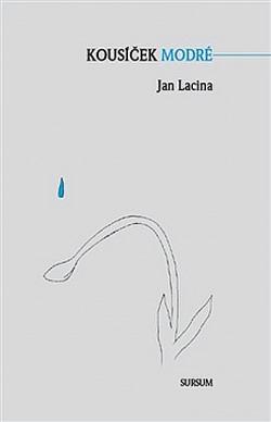 Kousíček modré obálka knihy